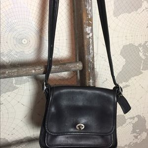 VTG Coach Rambler bag EUC